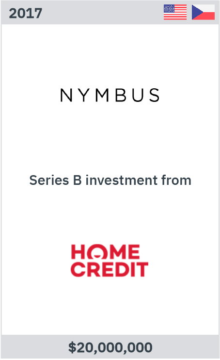 Zelig Associates advises on Nymbus' $16m Series B fundraising round led by Home Credit Venture Capital