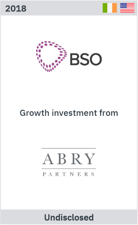 BSO growth investment from ABRY Partners
