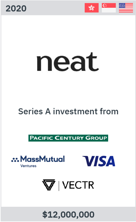 Zelig Associates advises Neat on its USD11m Series A