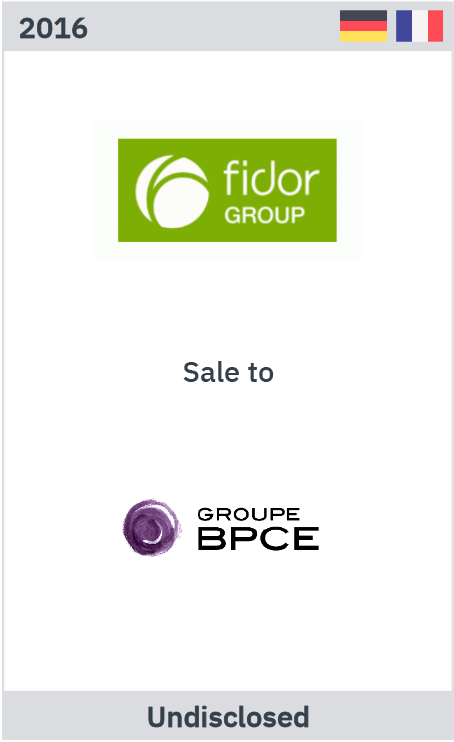 Zelig Associates Advises Fidor Group On Its Sale To Group BPCE
